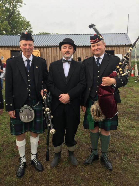Alwinton Border Shepherd show