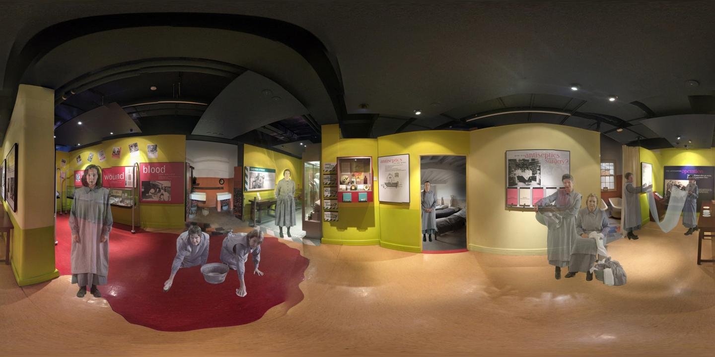 Workhouse Women Viewer Photosphere